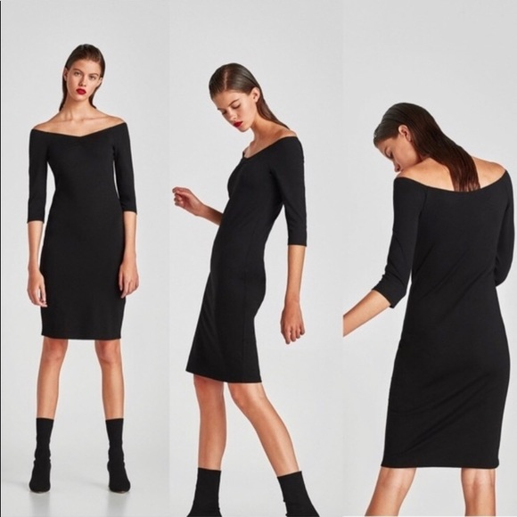 Zara Tube Dress